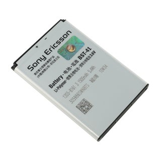 Sony Ericsson R800 Play/ X10 Xperia/ X1 OEM Standard Rechargeable Battery BST-41