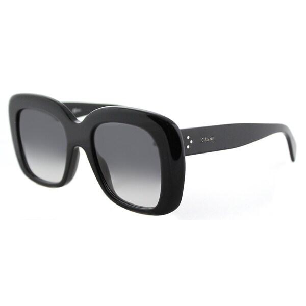 Celine 41433/S Sonnenbrille Schwarz 807 52mm CBsrO