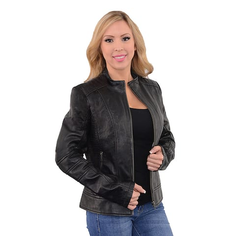 793aa9451 Jackets | Find Great Women's Clothing Deals Shopping at Overstock
