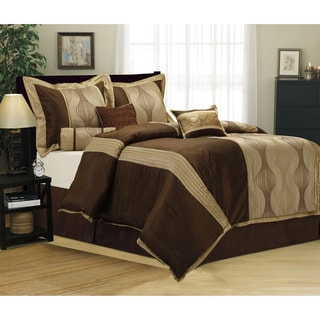Link to Kath 7-piece King Size Comforter Set (As Is Item) Similar Items in As Is