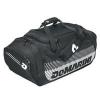DeMarini Bullpen Black/White Nylon Duffle Bag