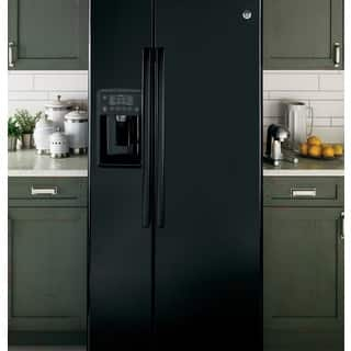 GE APPLIANCES ENERGY STAR 23.2 CU. FT. SIDE-BY-SIDE REFRIGERATOR|https://ak1.ostkcdn.com/images/products/13251021/P19964834.jpg?impolicy=medium