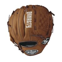 Louisville Slugger Dynasty Brown Leather 11-inch Right-handed Baseball Glove