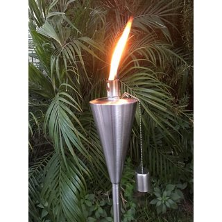 Patio Torches from Tiki Torches (set of 2)
