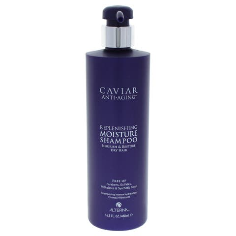 Alterna Caviar Anti-Aging 16.5-ounce Replenishing Moisture Shampoo