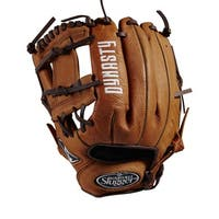 Louisville Slugger Dynasty Brown Leather 11.5-inch Baseball Glove