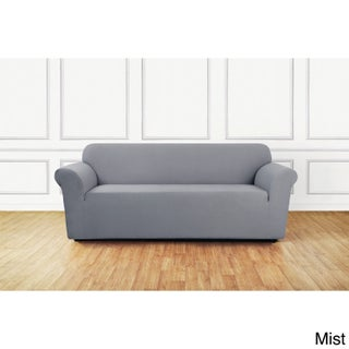 Sure Fit Stretch Delicate Leaf Sofa Slipcover (3 options available)