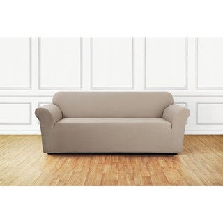 Sure Fit Stretch Delicate Leaf Sofa Slipcover