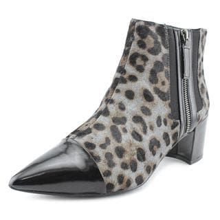 Nine West Women's Wasabi Hair Calf Boots
