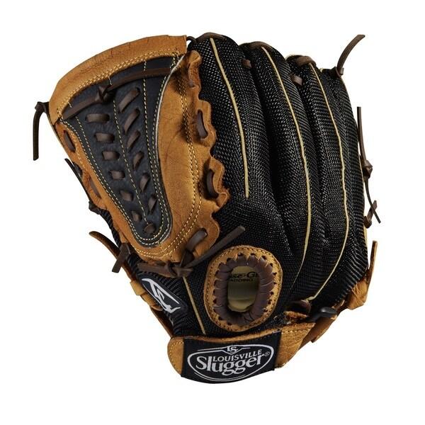 Louisville Slugger Genesis Tan Leather 12-inch Pitcher Baseball Glove