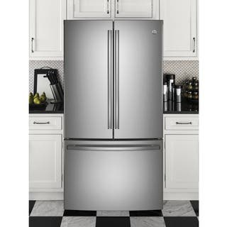 GE SERIES ENERGY STAR 28.5 CU. FT. FRENCH-DOOR REFRIGERATOR|https://ak1.ostkcdn.com/images/products/13251835/P19965488.jpg?impolicy=medium