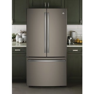 GE SERIES ENERGY STAR 28.5 CU. FT. FRENCH-DOOR REFRIGERATOR