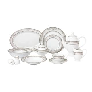 57 Piece Dinnerware Set-New Bone China Service for 8 People-Juliette|https://ak1.ostkcdn.com/images/products/13251894/P19965518.jpg?impolicy=medium