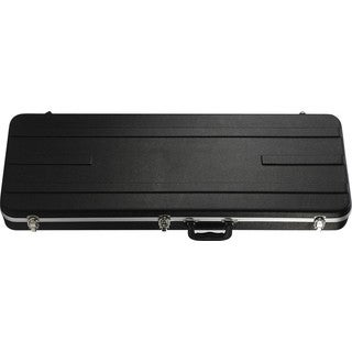 Stagg ABS-RE 2 Black ABS Basic Square Hard Case for Electric Guitar