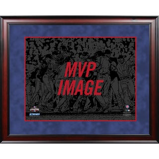 Chicago Cubs 2016 World Series Championship Series MVP Framed 16x20 Collage