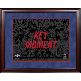 Chicago Cubs 2016 World Series Champions Key Moment Framed 16x20 Collage