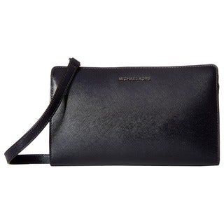 Michael Kors Textured Saffiano Leather Admiral Convertible Clutch