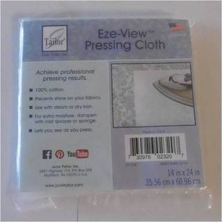 Eze-View Cotton Pressing Cloth