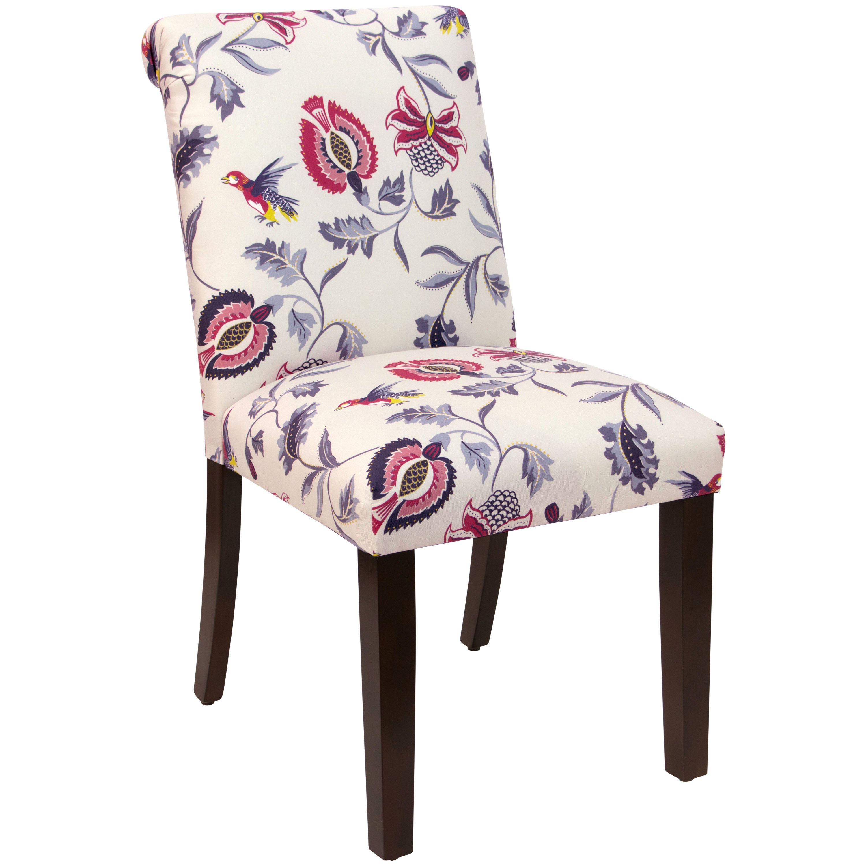 Skyline Jacobean Upholstered Dining Chair (Jacobean Brigh...