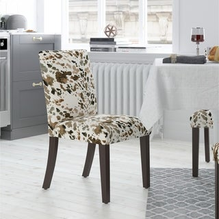 Skyline Furniture Cow Natural Dining Chair