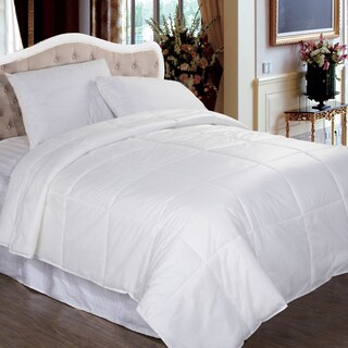 Performance Textiles Bed Bug and Dust Mite Control Water Resistant Down Alternative Comforter (2 options available)