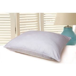 Nanofibre Water and Stain Resistant 400 Thread Count Cotton Bed Pillow