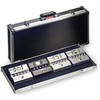 Stagg UPC-688 Black ABS, Hook and Loop, and Chrome Extra-large Hard Case for Guitar Effect Pedals|https://ak1.ostkcdn.com/images/products/13253340/P19966773.jpg?impolicy=medium