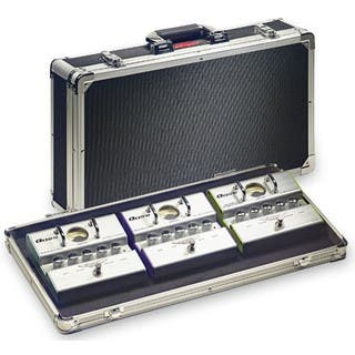 Stagg UPC-500 Black ABS and Aluminum Guitar Effect Pedals Hard Case|https://ak1.ostkcdn.com/images/products/13253344/P19966775.jpg?impolicy=medium