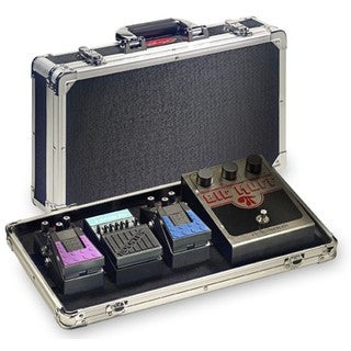 Stagg Black ABS Small Guitar Effect Pedals Hard Case