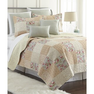 Sherry Kline Riverside 3-piece Reversible Quilt Set