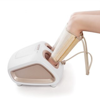 Shiatsu Foot and Calf Pneumatic Compression Massager