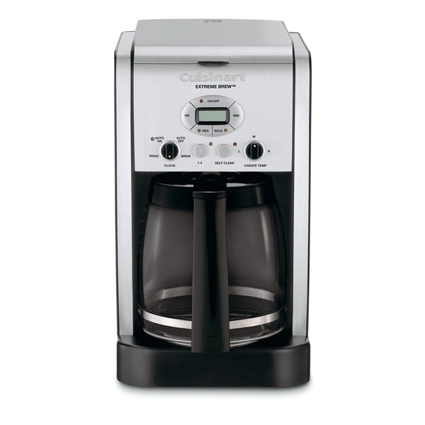 Cuisinart DCC2650BWFR Extreme Brew 12-Cup Programmable Coffeemaker (Refurbished)
