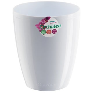 Orchidea 4.9-inch Flower Pot (Set of 3)