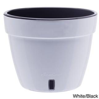 Asti Self-Watering 12.6-inch Planter (Set of 3)