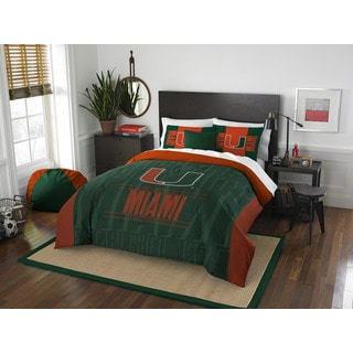 The Northwest Company COL Miami Modern Take Full/Queen 3-piece Comforter Set