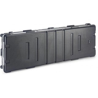 Stagg ABS Standard Hard Keyboard Case with Wheels