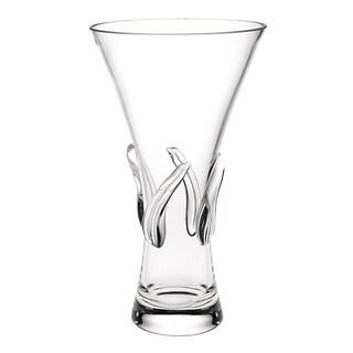 Badash Monterrey Clear Glass 12-inch Vase