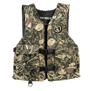 Airhead Multicolored Polyester Camouflage Sport Vest