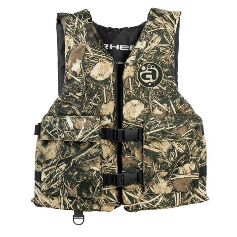 Airhead Children's Hunter Green Sport Vest with Pockets