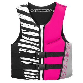 Wicked Children's Hot Pink Kwick-Dry Neolite Flex Vest