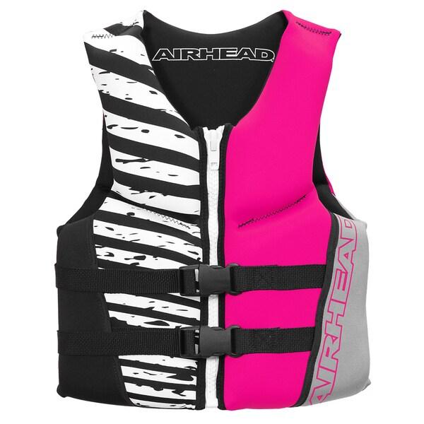 Wicked Children's Hot Pink Kwick-Dry Neolite Flex Vest
