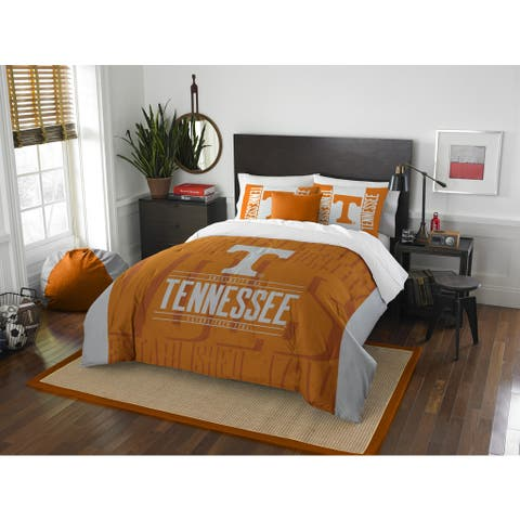 The Northwest Company COL 849 Tennessee Modern Take Full/Queen 3-piece Comforter Set