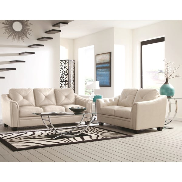 Cream Living Room Furniture Interesting Design Ideas