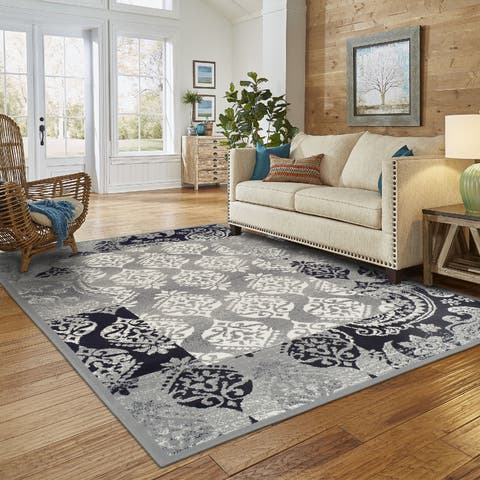 Superior Modern Mystique Area Rug