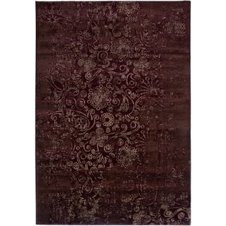 Rizzy Home Galleria Accent Collection Runner Rug (2'3 x 7'6)