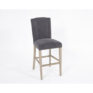 Progressive Jeannie Wood/Foam/Polyester Bar Stool