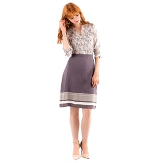DownEast Basics Women's Party Down Skirt