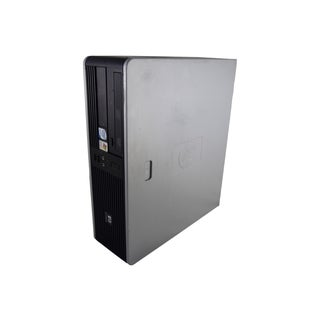 HP Compaq DC7900 SFF Intel Core 2 Duo E8400 3GHz 8GB DIMM DDR2 SATA 1TB Windows 10 Home 64-bit Grey and Black Refurbished PC