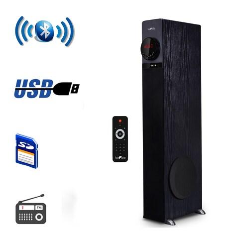 beFree Super Powerfull Bluetooth Tower Speaker with Dock