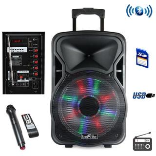 soundlogic xt bluetooth indoor & outdoor party speaker manual